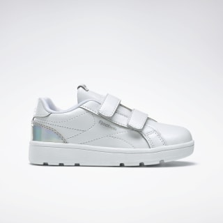 Reebok Royal Complete Clean Shoes White / Iridescent DV9210