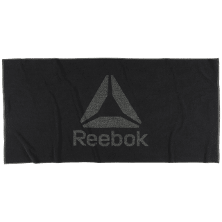 Reebok Towel Black / Medium Grey CW1649