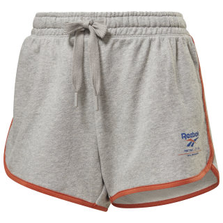 Classic Logo Shorts Medium Grey Heather EJ8617