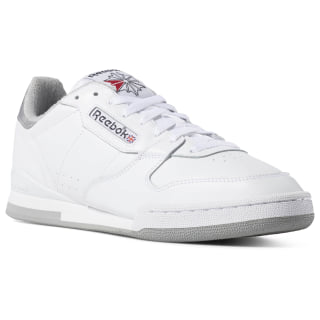 Phase 1 Men's Shoes White / Matte Silver / Gry / Red DV3927