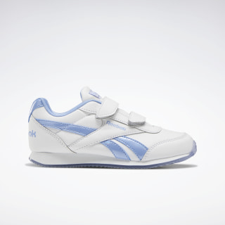 Reebok Royal Classic Jogger 2.0 Shoes White / Cornflower Blue / None EF3725