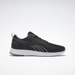 Reebok Astroride Essential 2.0 Shoes Black / Cold Grey 5 / White FU7126