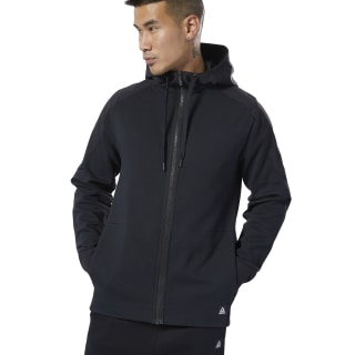 Training Supply Hoodie Black EC0734