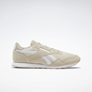 Reebok Royal Ultra SL Shoes Modern Beige / Porcelain / White EG9400