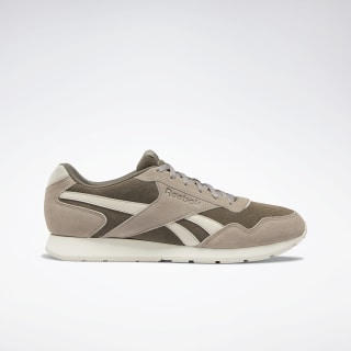 Reebok Royal Glide Shoes Beach / Brown / Grey DV6711