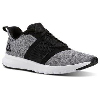 Zapatillas REEBOK PRINT LITE RUSH BLACK/WHITE CN2606