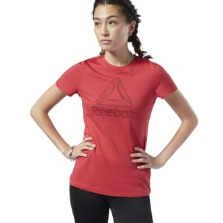 Graphic Series Crew T-Shirt Rebel Red DY7833