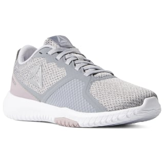 Reebok Flexagon Force D Cold Grey / Lilac Fog / White / Silver DV8284