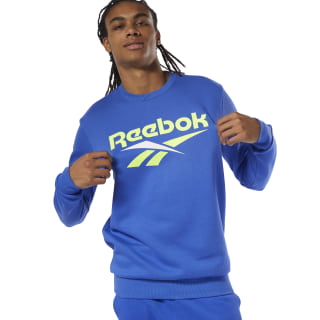 Jersey Classics Vector Crewneck Jumper Crushed Cobalt DX3835