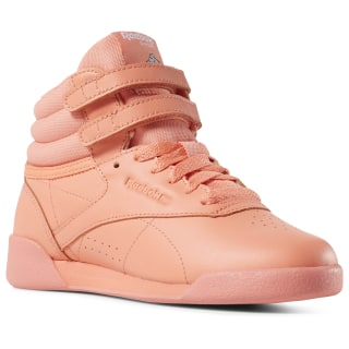 Zapatillas Freestyle Hi icons-stellar pink / white / peach twist DV4340
