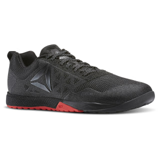 Reebok CrossFit Nano 6.0 Covert Stealth-Black/Riot Red/Black Reflective AR0667