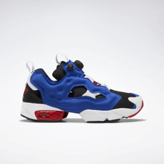 InstaPump Fury OG Black / WHITE M40934