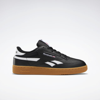 Club C Revenge Shoes Black / White / Reebok Rubber Gum-06 EG9244