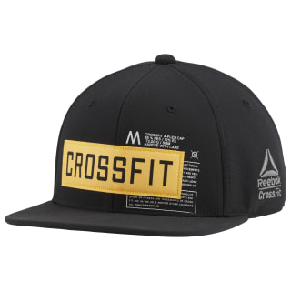 Gorra Crossfit Flex black DU2904