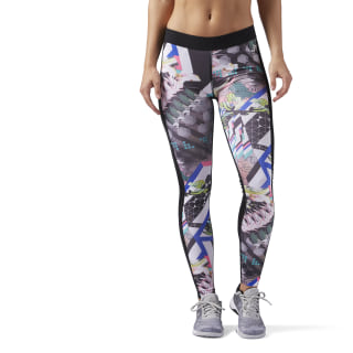 Legging de compression Multicolor/Black CF3169