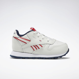 Classic Leather CHALK / NAVY / RED DV8997