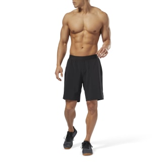 Reebok CrossFit Speed Short - Solid Black CY4949
