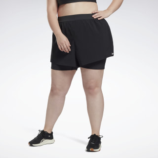 Epic Two-in-One Shorts Black FK7085