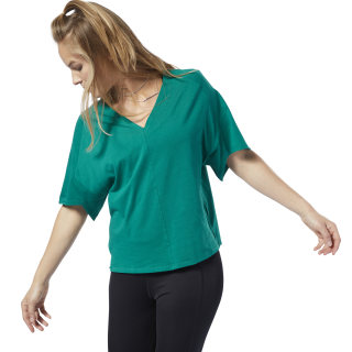 Camiseta Training Supply Clover Green EC1229