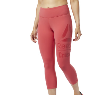 Reebok CrossFit® Lux 3/4 Tights Rebel Red ED8771