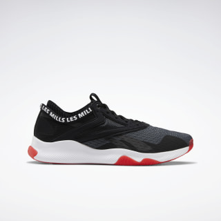 Reebok HIIT Men's Training Shoes Black / White / Radiant Red EG1942