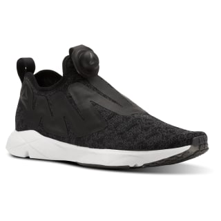 Reebok Pump Supreme Ice-Black / Ash Grey / White CN2940