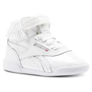 Zapatillas Freestyle HI RUFFLE SOPH-WHITE / WHITE CN5159