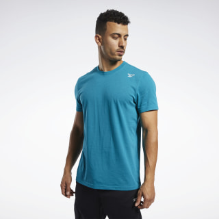 Training Essentials Classic Tee Seaport Teal FP9180