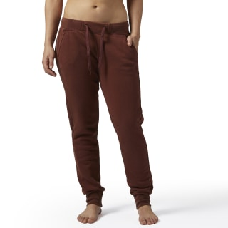 Reebok Classics Track Sweat Pants Burnt Sienna BQ3967