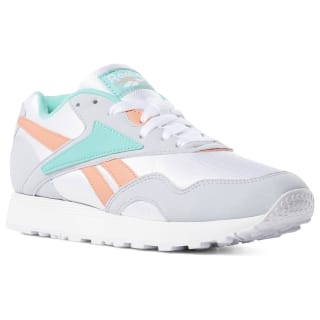 Rapide White / Grey / Emerald / Pink DV3641