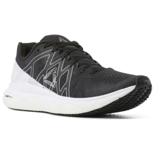 Reebok Floatride Run Fast Black / White Reflective DV3875