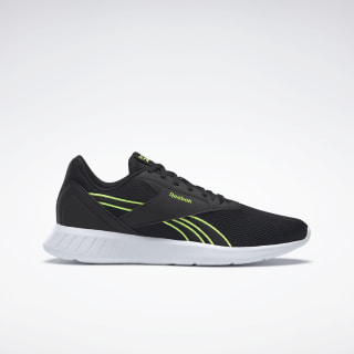 Reebok Lite 2.0 Shoes Black / Solar Yellow / White FV6417