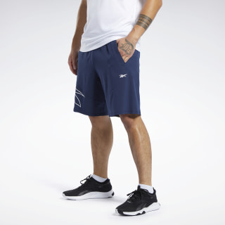 Spodenki United by Fitness Epic Collegiate Navy FQ4400