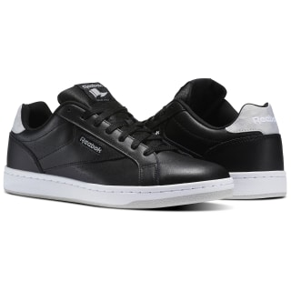 Reebok Royal Complete Clean LX Black / Skull Grey / White BS8195