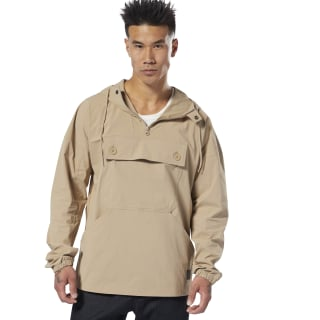 Giacca Combat Pullover Sand Beige DQ1958