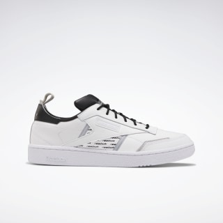 Buty Club C Ree:Dux White / Black / Silver Metallic FV3214