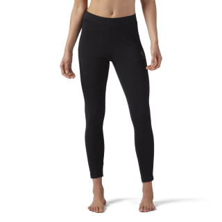 Elevated Cotton Leggings Black CD8199