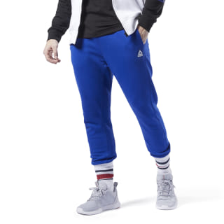 Pantalon de sport avec logo Training Essentials Cobalt FI1923
