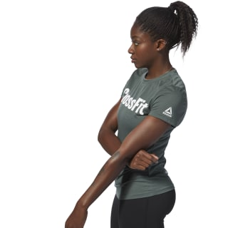 Reebok CrossFit® Tee Chalk Green DH3710