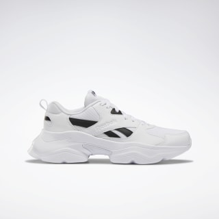 Tênis Reebok Royal Bridge 3.0 White / White / Black DV8847