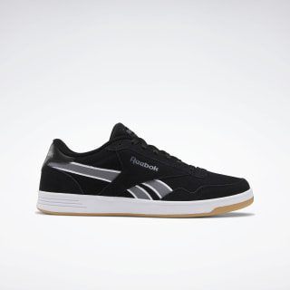 Reebok Royal Techque T Shoes Black / Cold Grey 5 / White EF7812