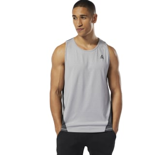Training SmartVent Tank Top Mgh Solid Grey DW3883