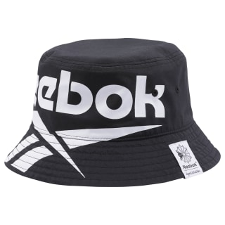 Classics Vector Bucket Hat Black BJ9141
