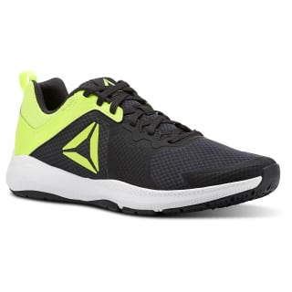 Reebok Edge Series TR Coal / Solar Yellow / White CN4837