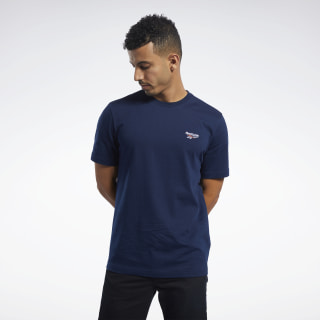 T-shirt Classics Vector Collegiate Navy FK2667