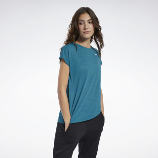 T-shirt Workout Ready ACTIVCHILL Heritage Teal FK6756