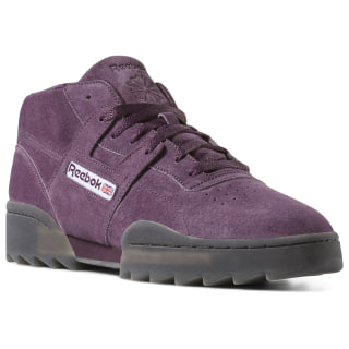 Workout Clean Mid Ripple Urban Violet / Black DV4107