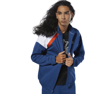 Chaqueta deportiva Classics Advanced bunker blue DJ1904