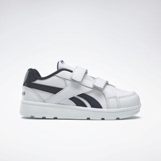 Reebok Royal Prime Alt Shoes White / Collegiate Navy DV9307
