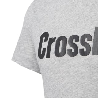 T-shirt Reebok CrossFit® Medium Grey Heather DP6220